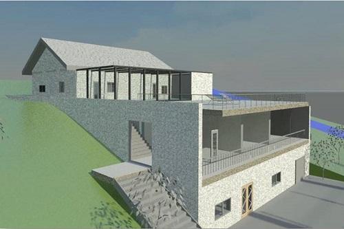 房屋模型制造步骤图