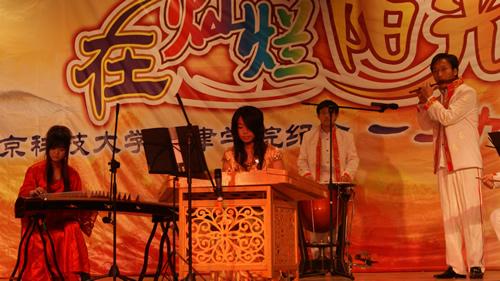 民乐合奏《浏阳河》